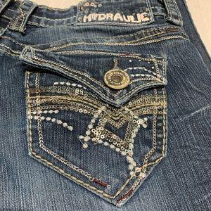 Hydraulic Grammercy Skinny Jeans Size 5/6T